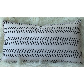 Farmhouse Modern White lumbar