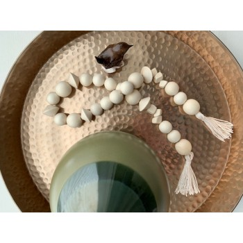 Wooden Bead String 23""